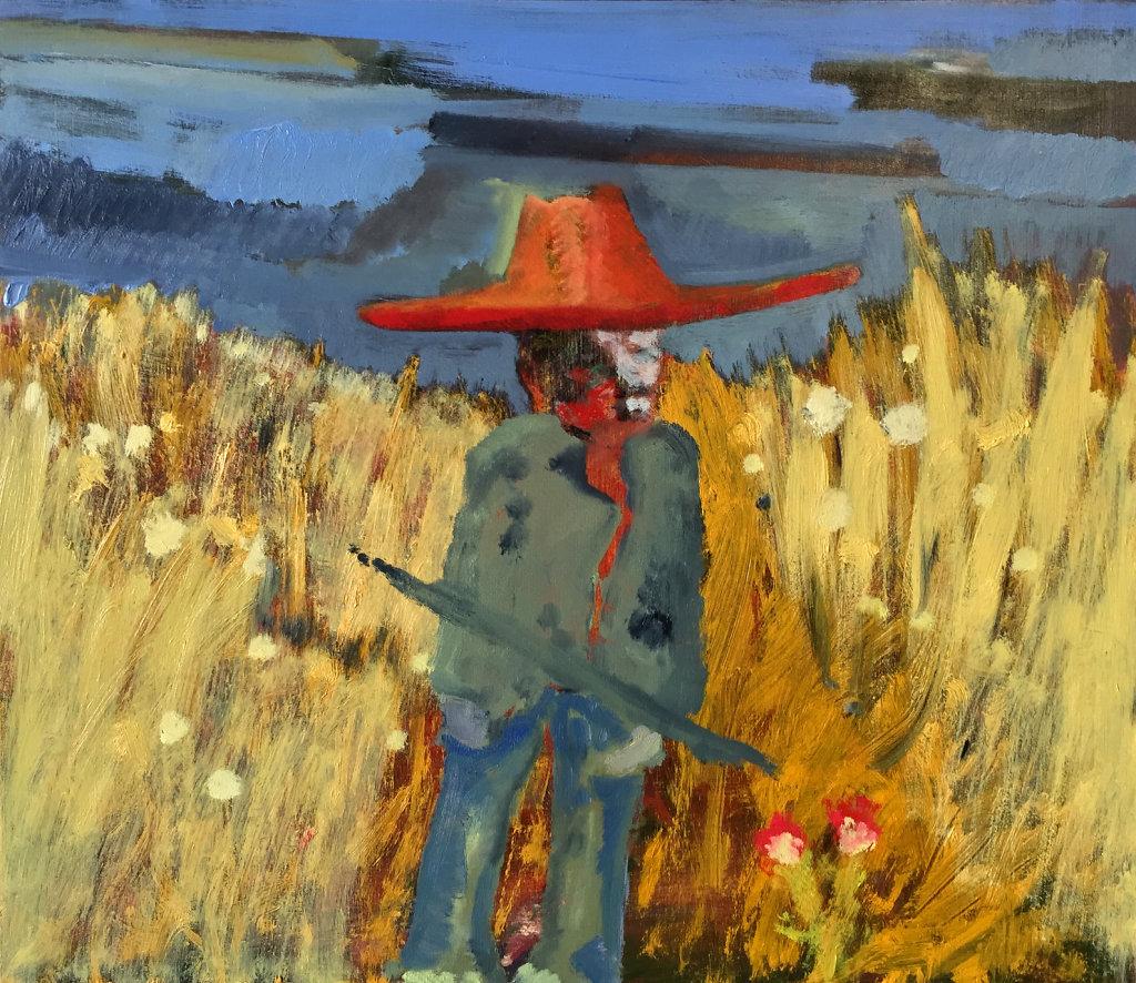 Fieldwork (Cornflower - 2016